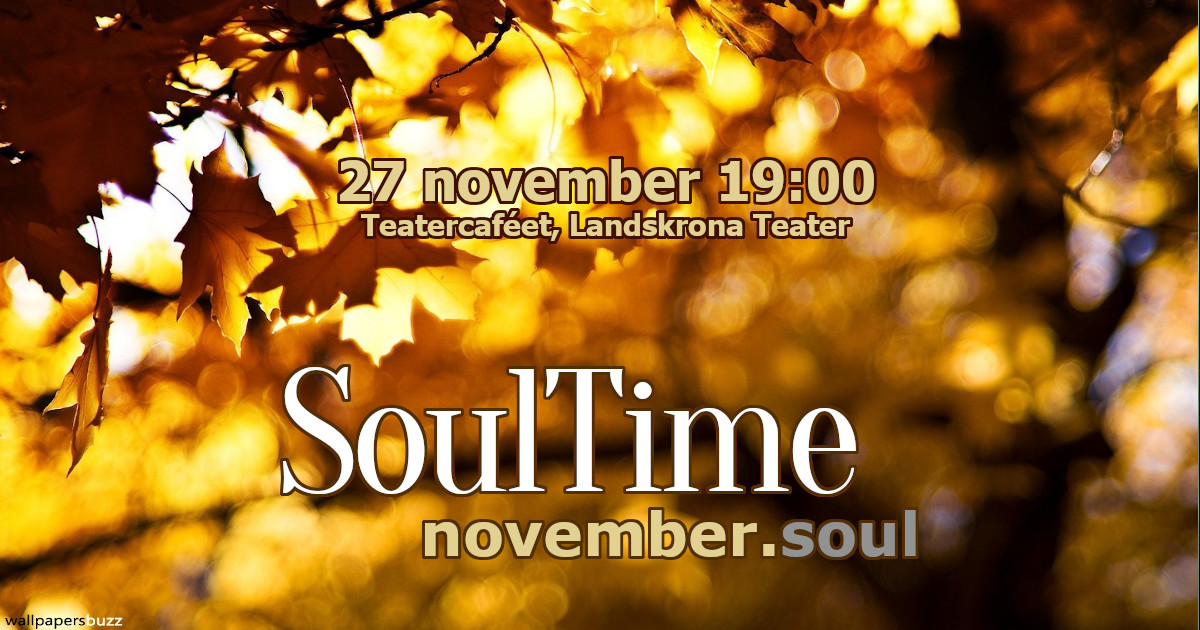SoulTime november datum
